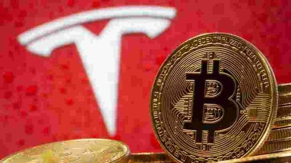 Tesla invested $1.5 billion in Bitcoin. (REUTERS)