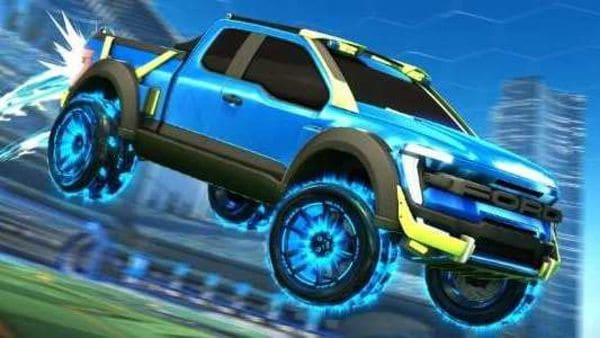 Ford F-150 for Rocket League