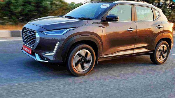 Nissan Magnite hopes to make a loud bang in an already boisterous sub-compact SUV segment in India. (HT Auto/.Sabyasachi Dasgupta)