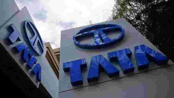 Representational Image: Tata Motors logos are seen at their flagship showroom in Mumbai February 14, 2013. REUTERS/Vivek Prakash/File Photo (REUTERS)