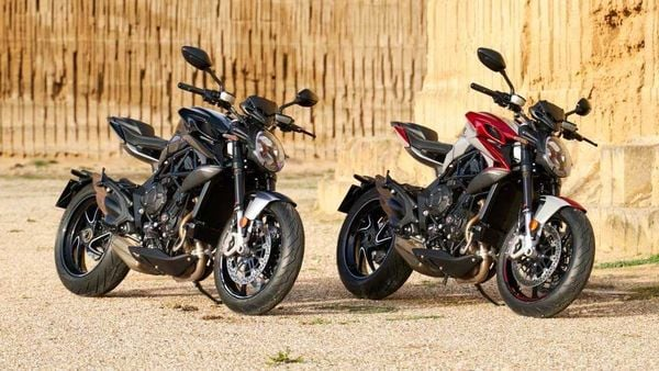 The new MV Agusta models feature a slightly revised styling, refreshed paint theme and new exterior features.