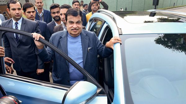 New Delhi: Union Transport Minister Nitin Gadkari said there is a potential for setting up at least 5,000 bio CNG manufacturing units in India. (PTI)