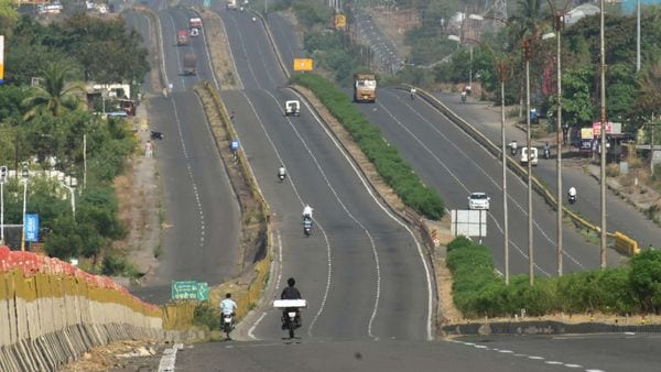 File photo of a highway used for representational purpose only (PTI)