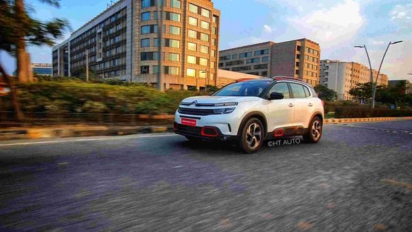 Citroen aims to become a major player in the mainstream car market of the country within a few years. (HT Auto/Sabyasachi Dasgupta)