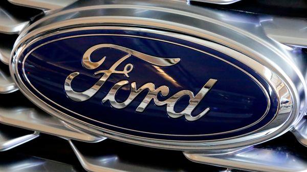 File photo of Ford logo. (AP)