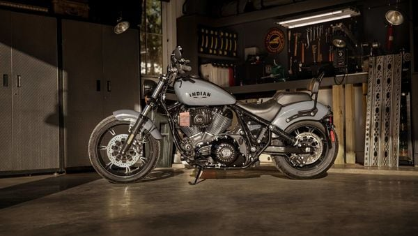 There will be over 80 official accessories for the new Indian bikes.