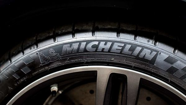 File photo of Michelin tyre