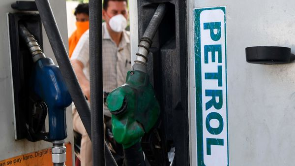Petrol and diesel prices in India have risen each for 9 days in a row. (AFP)