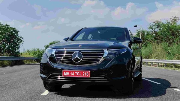 Mercedes drove in EQC in India in October of 2020. The company stated that despite India's nascent EV space, it felt the customer is ready to adopt the technology.