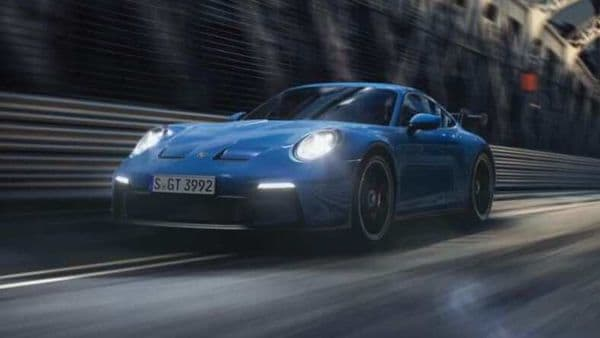 The seventh edition Porsche 911 GT3