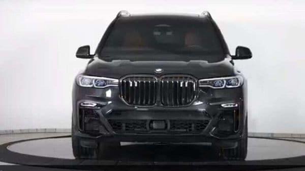 BMW X7 SUV by Inkas
