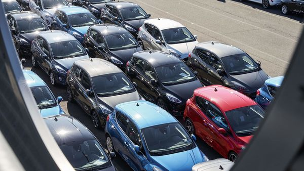 Used car sales in India are witnessing rapid growth. (Bloomberg)