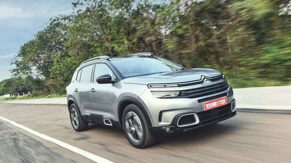 Citroen C5 Aircross is the brand's flagship SUV introduced in India.