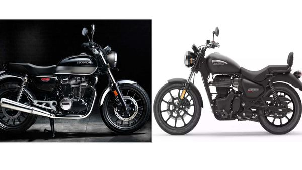 Both the bikes (Honda H'Ness CB 350 and Royal Enfield Meteor 350) have been priced in the same range and are similarly equipped too.