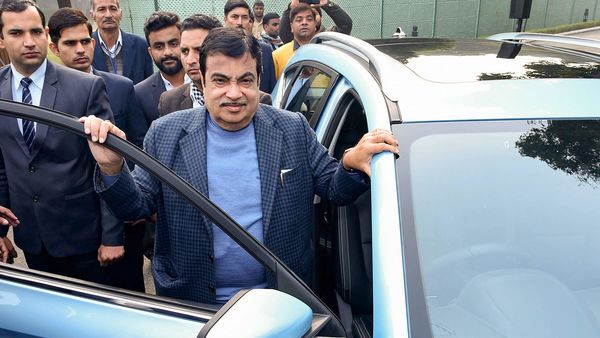 New Delhi: Union Transport Minister Nitin Gadkari said he will launch an all-new electric tractor in India in the next 15 days. (PTI)