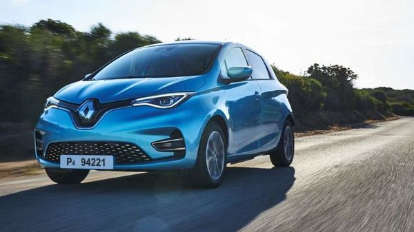Representational Image: Renault Zoe electric car. The firm reported a net loss of 8 billion euros ($9.7 billion) for 2020, worse than the 7.85 billion euro-deficit forecast by analysts.