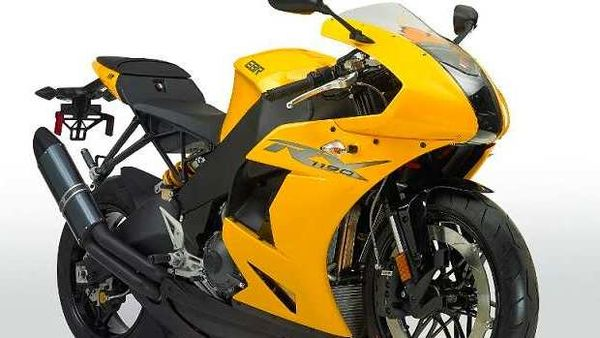 The company originally started as Buell Motorcycles in 2009 by Erik Buell.