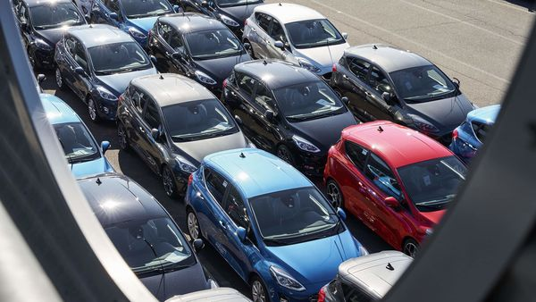 Ford is in the fast lane to connect all its cars to the internet. (File photo used for representational purpose) (Bloomberg)