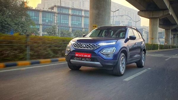 Tata Safari once made the base for SUVs in India, and in the latest 2021 avatar, it has marked a return as a completely new and modern vehicle. (Image: HT Auto/Sabyasachi Dasgupta)