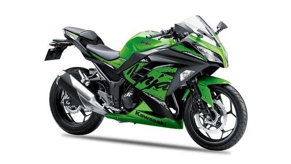 Kawasaki has announced the arrival of the new bikes via a social media post. (Representational image of 2019 Ninja 300)