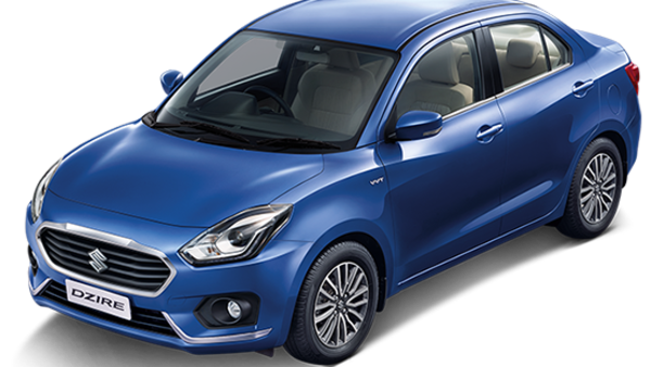 Maruti Suzuki Dzire is one among the CNG enabled models of the automaker.