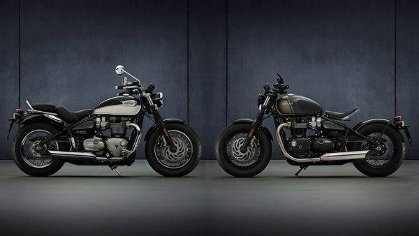 Triumph Motorcycles Reveals 2021 Bonneville Speedmaster Bobber Bikes