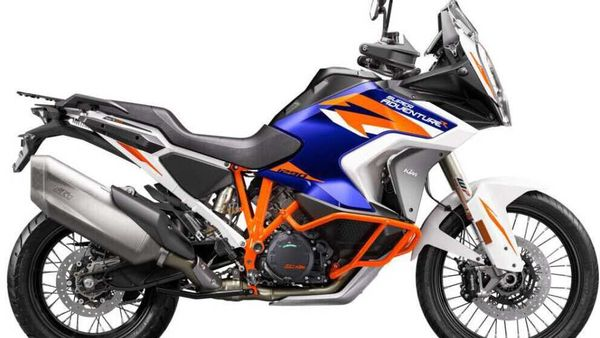 KTM will start retailing the new ADV in Europe and US markets soon.
