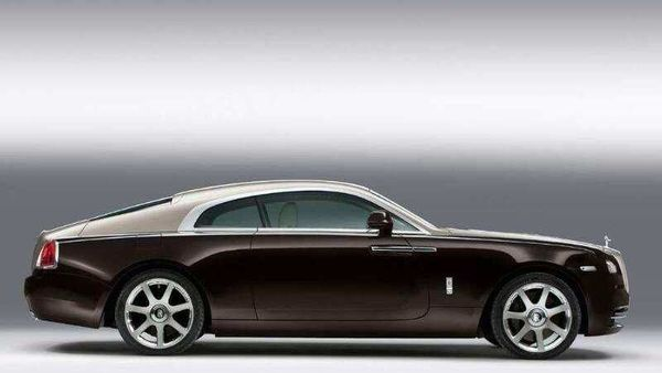 Rolls-Royce won't rule out a luxury 4x4 in the future