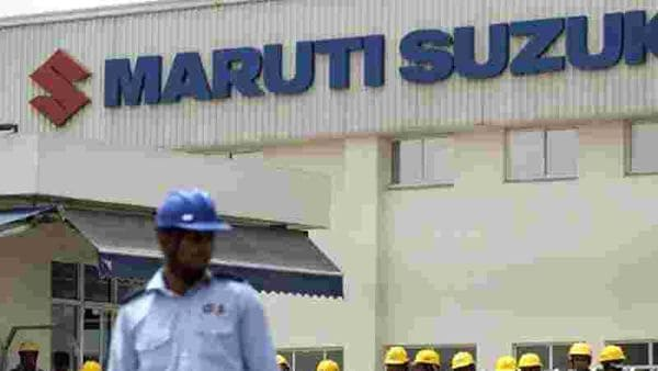 Maruti says no immediate plan for plant reopening announcement