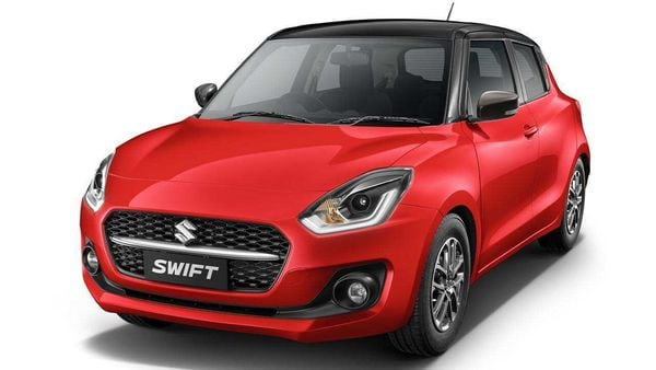 2021 Maruti Swift gets three new dual tone options among other changes.