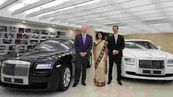 Rolls-Royce-opens-third-showroom-in-India