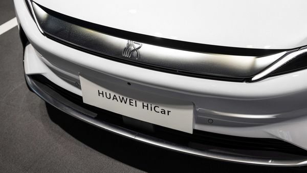 China's Huawei, reeling from US sanctions, plans foray into electric vehicles. (File photo) (Bloomberg)
