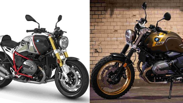 BMW has launched the new R nineT (L) and R nineT Scrambler scrambler bikes in the Indian market at <span class='webrupee'>₹</span>18,50,000 and <span class='webrupee'>₹</span>16,75,000 respectively (both prices, ex-showroom, Gurugram).