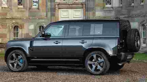 The special edition Land Rover comes with all-wheel drive mated to an 8-speed automatic gearbox. The Model 90 accelerates from 0 to 100 kmph in 5.2 seconds and has a top speed of 240 kmph.