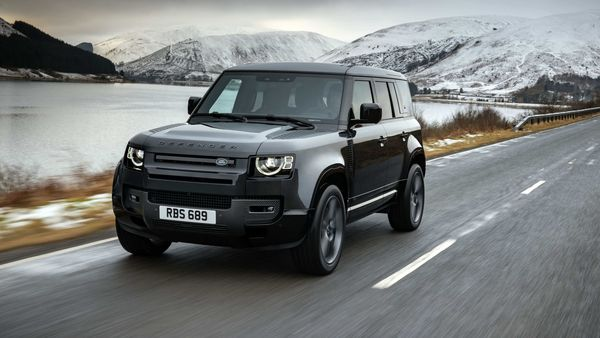 The Land Rover Defender V8 is the latest addition to the iconic off-roader SUV family.