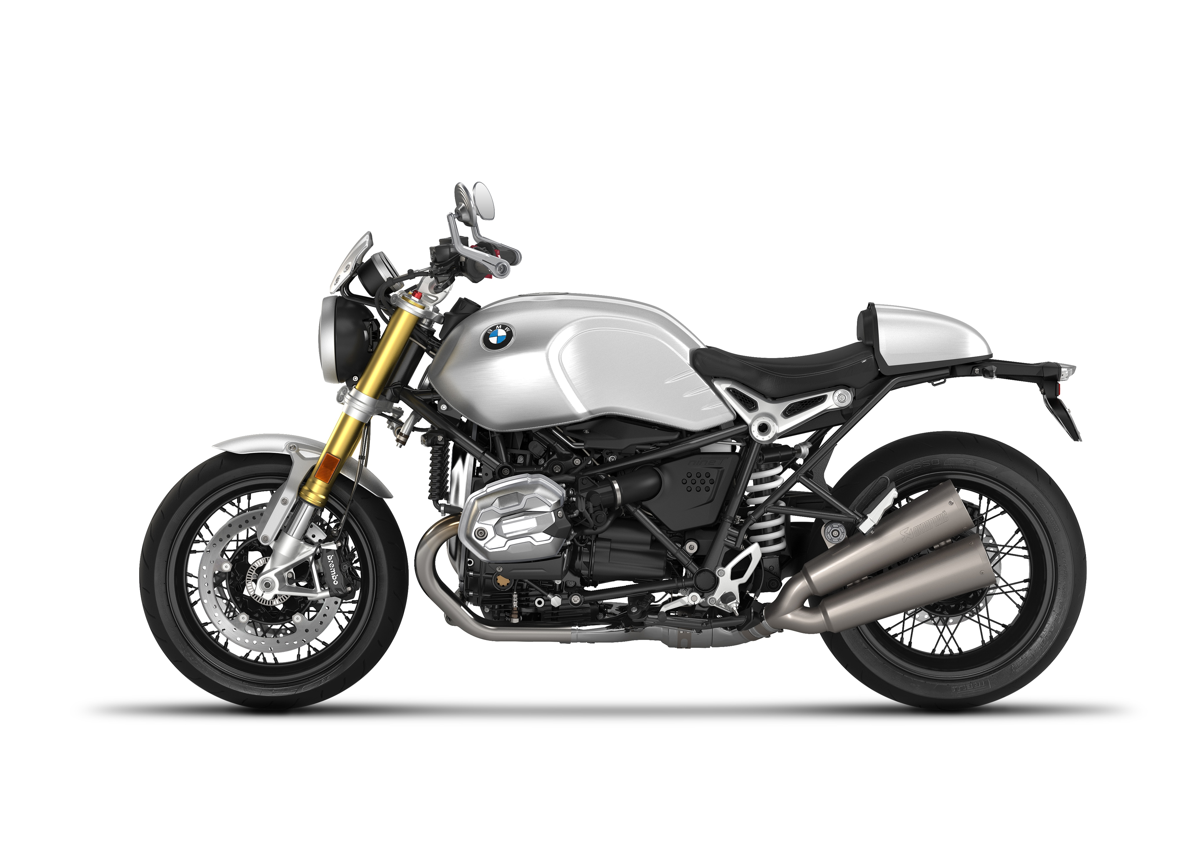 Both the bikes have been introduced as completely built-up units (CBU) models in the country and are now available for bookings across all the BMW Motorrad India dealerships. (In pic: BMW R nineT.)