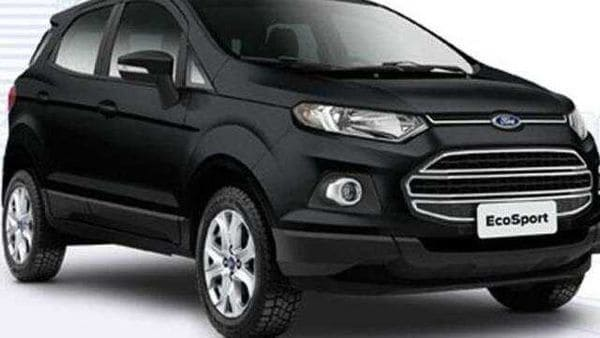 The sensational price means you have many EcoSport variants to choose from.