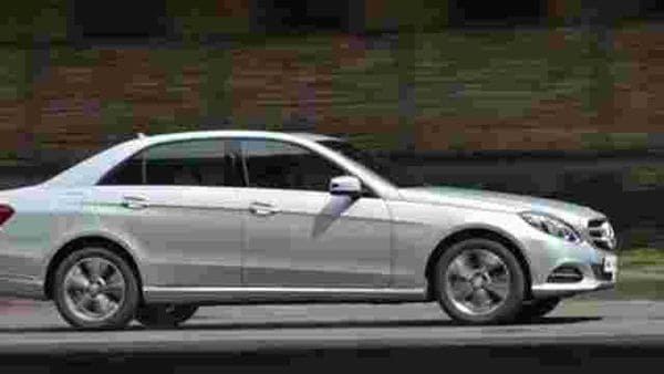 First drive – Mercedes-Benz E200 CGI