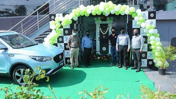 MG Motor and Tata Power has set up one EV charging station in Chennai.