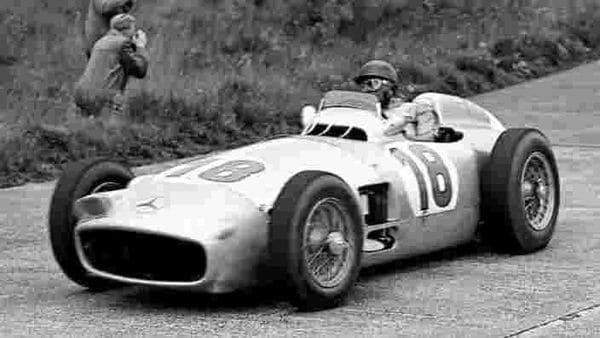 The-Mercedes-W196-driven-by-Juan-Manuel-Fangio-during-the-1954-Formula-1-World-Championship-will-be-put-up-for-auction-by-Bonhams-Photo-AFP