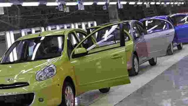 Renault-and-Nissan-auto-India-plant-in-Chennai-French-carmaker-Renault-was-a-rare-bright-spot-selling-52-463-passenger-vehicles-a-rise-of-1-331-percent-Photo-AFP