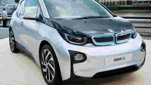 BMW pulls wraps off its all-electric car i3, eyes Indian market