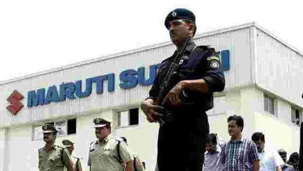 Manesar violence 'bad dot' in Maruti's history: CEO