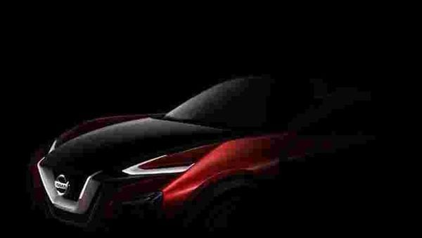 The concept points the way to a new, sportier crossover from the Japanese carmaker. Photo:AFP