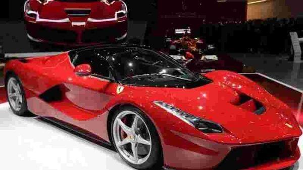 The Ferrari hybrid supercar Ratan Tata says he 'can't afford'