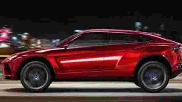 Lamborghini Urus to debut in 2016