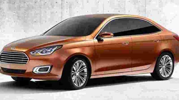 Ford Escort makes a comeback at Shanghai