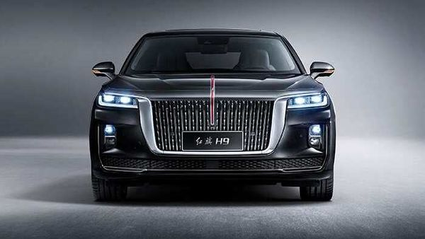 The Hongqi H9 measures 5,137mm in length, 1,904mm in width and 1,493mm in height.