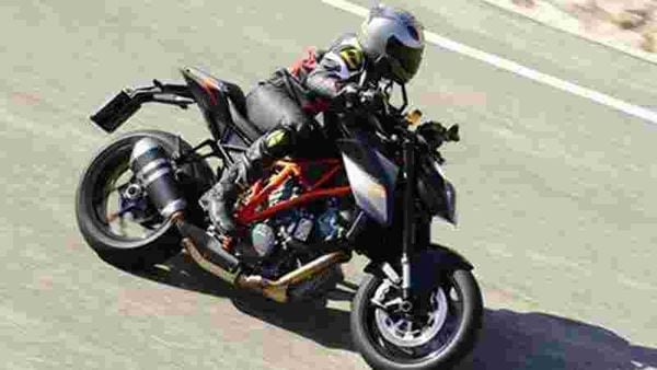 KTM 1290 Super Duke R first ride, review