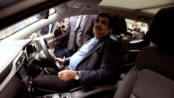 Union Minister Nitin Gadkari has urged carmakers to build indigenous flex engine vehicles. (File photo)